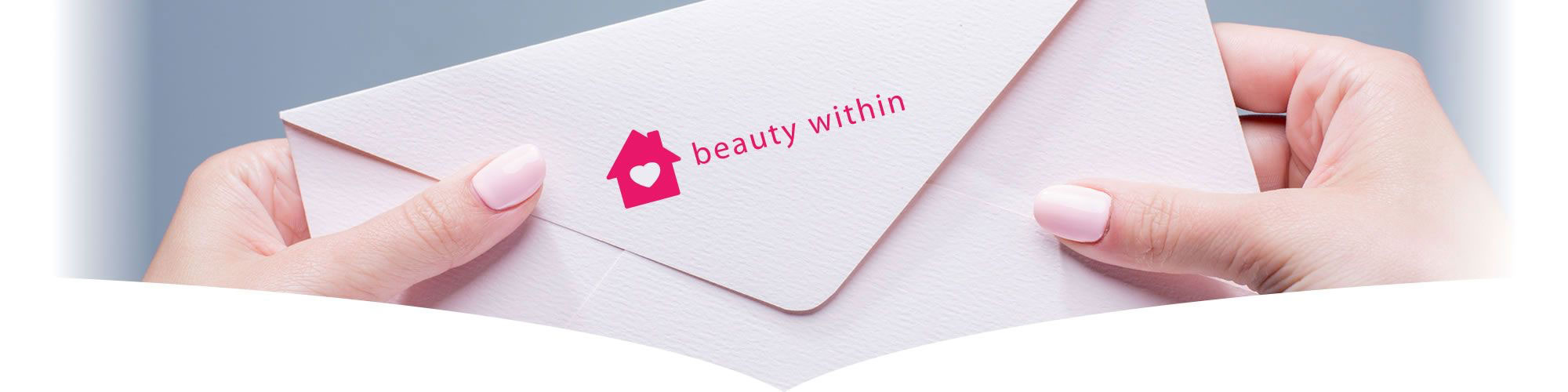 Beauty Within gift voucher